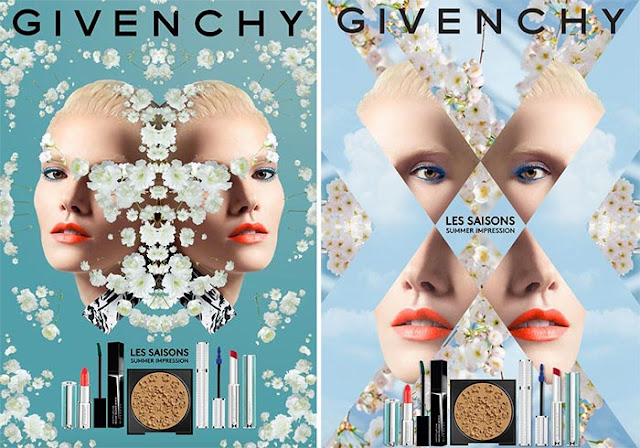 Givenchy Gypsophila Les Saisons Summer 2017 Makeup Collection