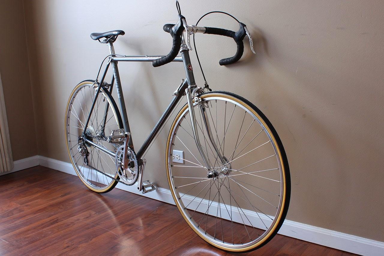 John's Bicycle Restorations: 1986 Schwinn Prelude Restoration