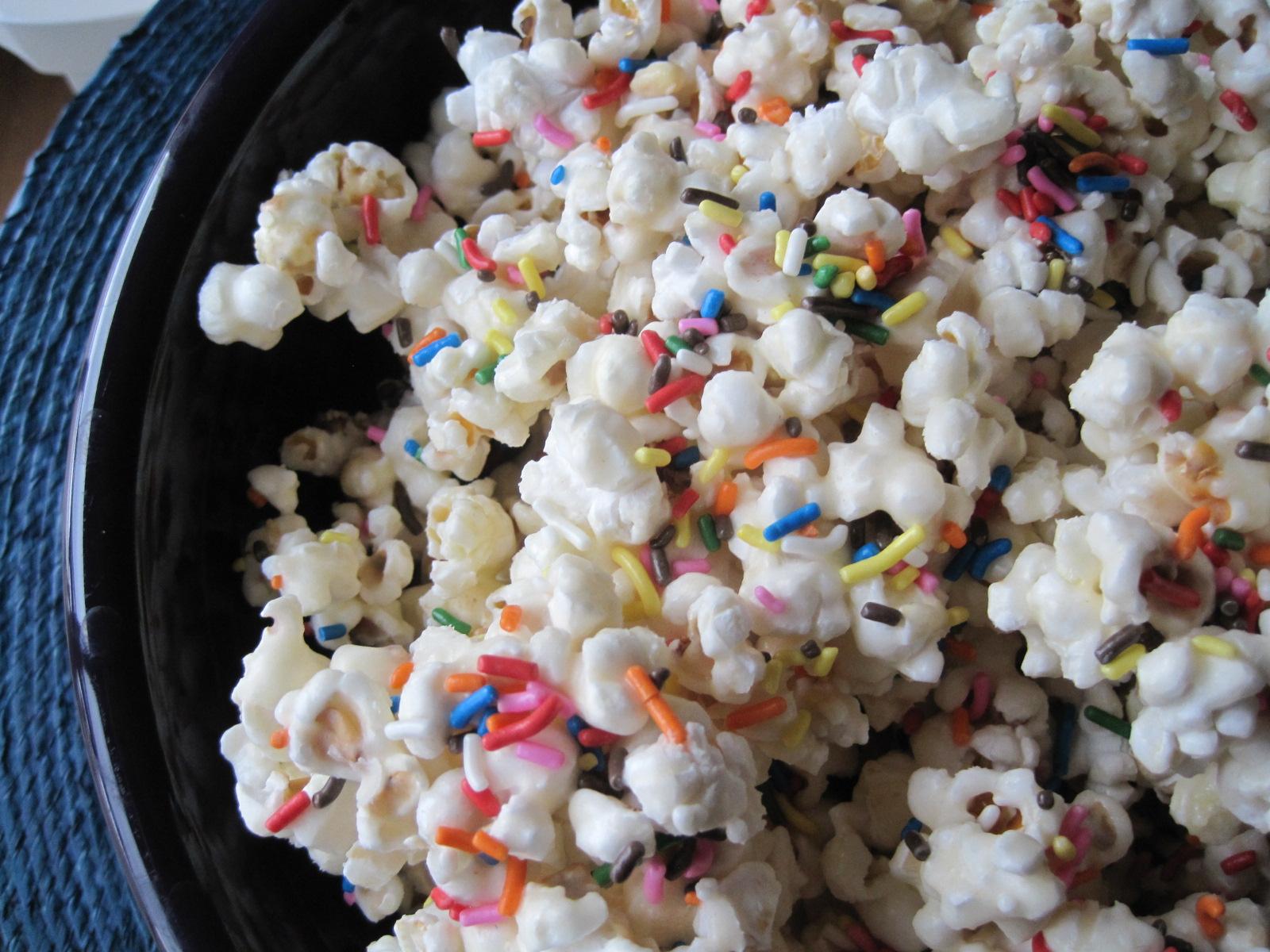 Mrs Schwartzs Kitchen Birthday Cake Batter Popcorn