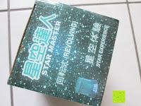 Verpackung: LED Sternenhimmel Star Master Nachtlicht Lampe Mobiler Sternen-Projektor Himmel