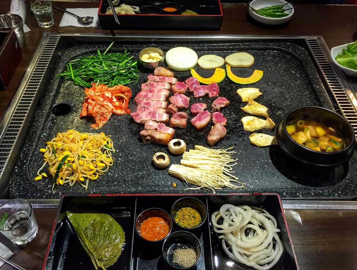 Seoul Food Korean Restaurant