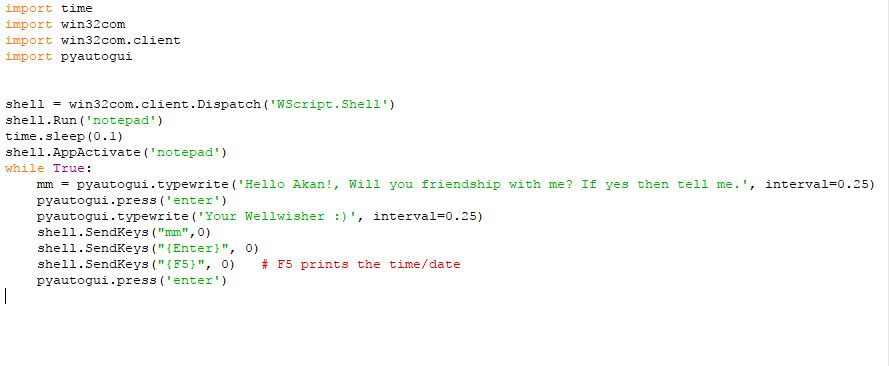 Secret of Python