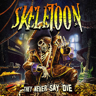 Skeletoon - They Never Say Die [iTunes Plus AAC M4A]