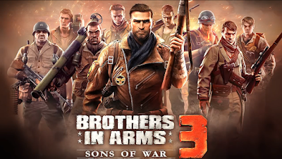 Brothers in Arms 3 Mod Apk VIP Unlimited Money