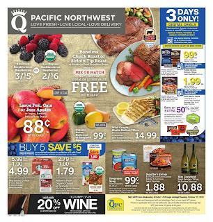 ⭐ QFC Ad 10/16/19 ⭐ QFC Weekly Ad October 16 2019