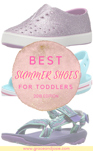 Shop Best Summer Shoes for Toddlers