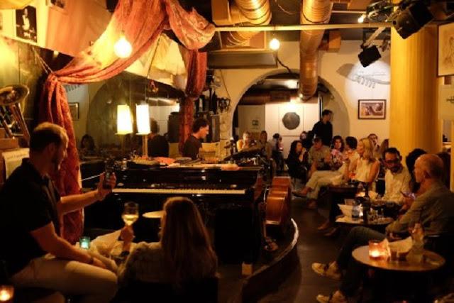 Balada Venice Jazz Club em Veneza
