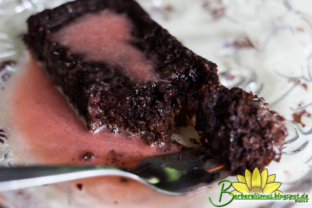 Beetroot And Chocolate No Flour Cake