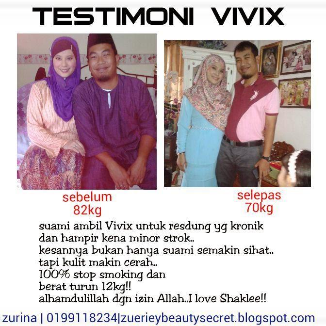 Testimoni Vivix