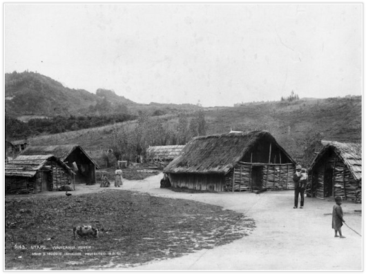 Utapu - The Home of Maikara Whatitua
