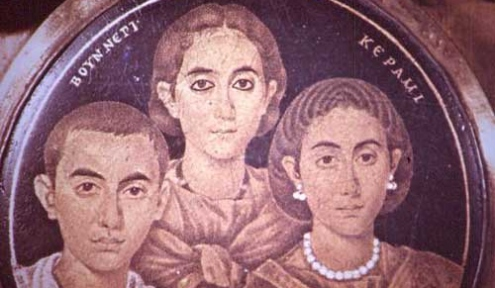 Matrimonio y Derecho de la antigua Roma
