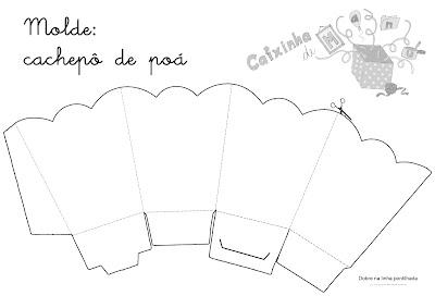 Caixinha de Manu: DIY: Cachepô de Poá