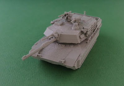 Abrams MBT picture 4