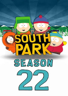 South Park Temporada 22 audio español