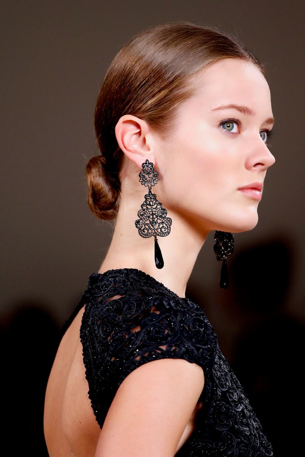 Súper fácil peinados con pelo liso Imagen de cortes de pelo consejos - Moda Cabellos: Elegantes peinados recogidos con pelo lacio ...