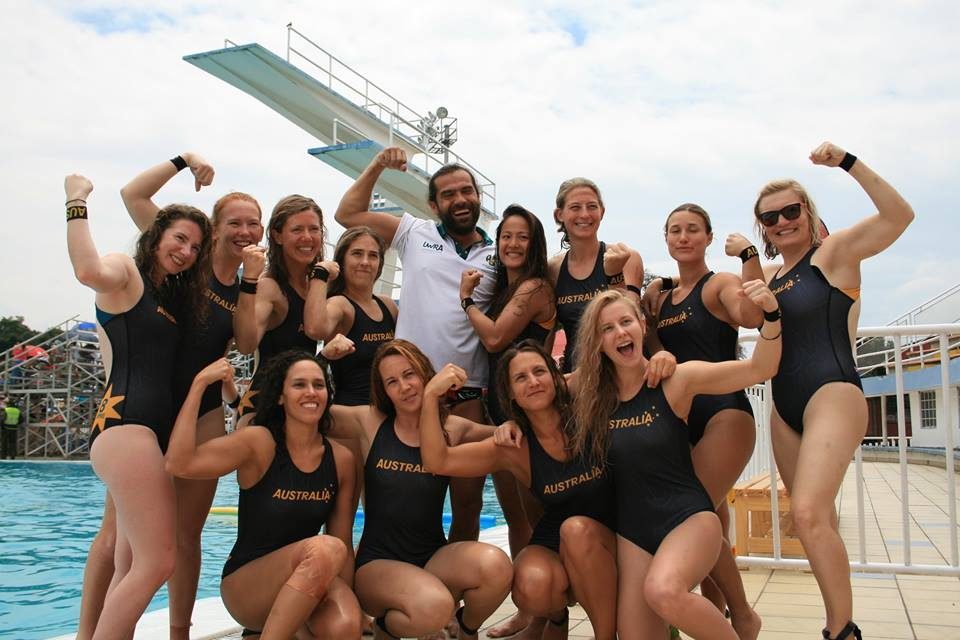 Adelaide University Scuba Diving Club: Underwater Rugby ...