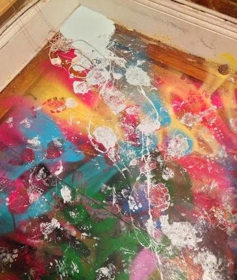 EV Grieve: At Hanksy's 'Surplus Candy' Art Show In An