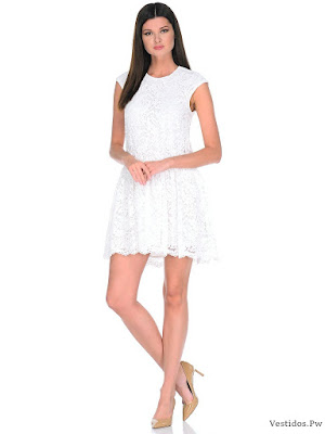 vestido blanco hippie chic