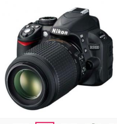 Nikon DSLR D3100 | Nikon DSLR D3100 Price & Review