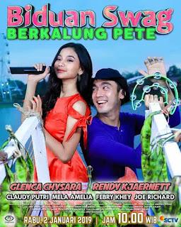 Sinopsis Nama dan Biodata Pemain FTV Biduan Swag Berkalung Pete SCTV