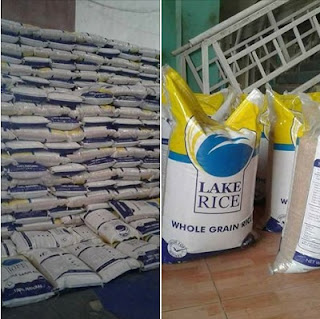 Gov. Ambode Further Crashes Prices Of Lake Rice At Christmas; See New Prices And Sale Locations Lagos-wide