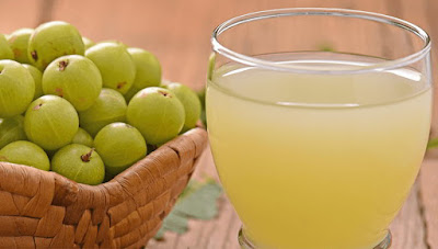 Amla Juice for Skincare