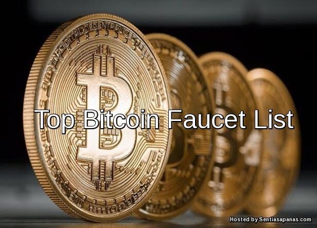 Top Bitcoin Faucet