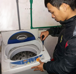 Sửa máy giặt tại tpHCM uy tín và chất lượng