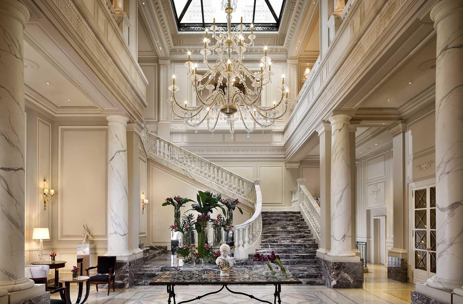 Passion for luxury palazzo parigi hotel grand spa for Design hotel parigi