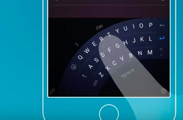 不喜歡大螢幕iPhone?微軟單指輸入鍵盤Word Flow正式上架iOS