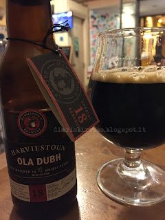 Harviestoun Brewery - Ola Dubh 18 Years Special Reserve birra recensione