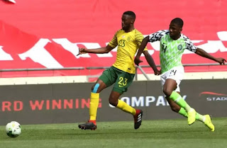 South Africa vs Nigeria: Four Things We Learnt