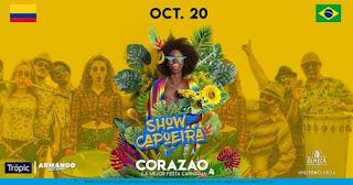 POS2 Fiesta Carnaval CORAZAO Bogotá 2018