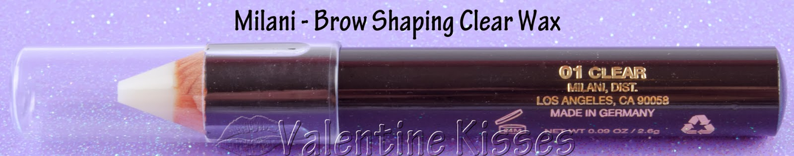 Brow Shaping Clear Wax Pencil by Milani #11