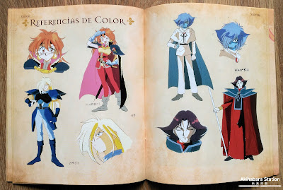 "Review de ""Slayers"" Box.1 ed. Coleccionistas"