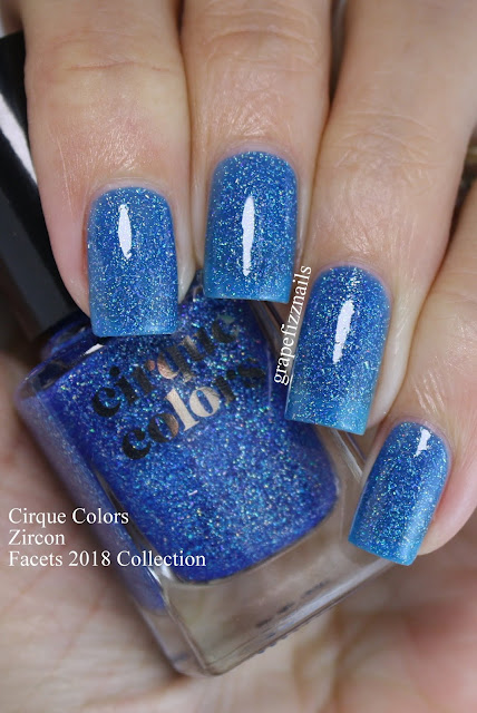 Cirque Colors Facets 2018 Collection