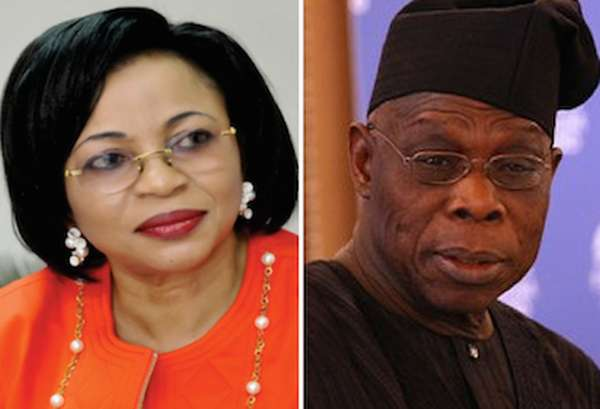 I Made You A Billionaire, Obasanjo Fires Back At Africa's Richest Woman, Folorunsho Alakija