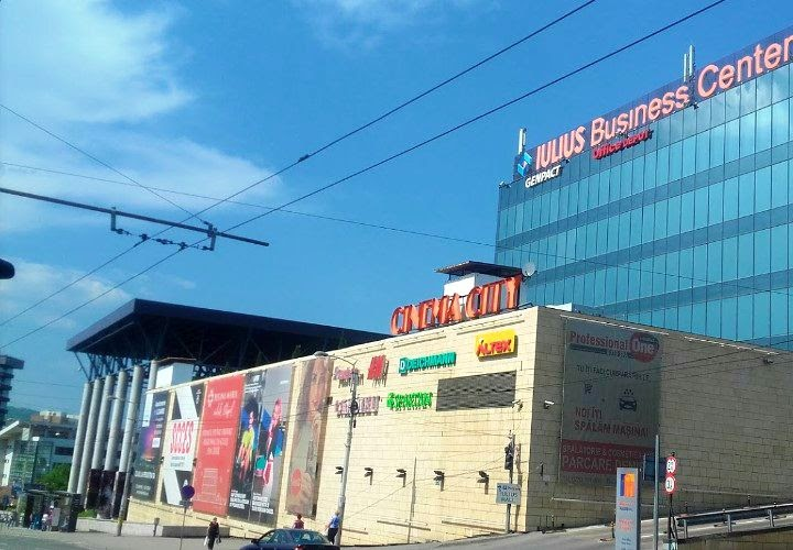 Iulius Mall Cluj