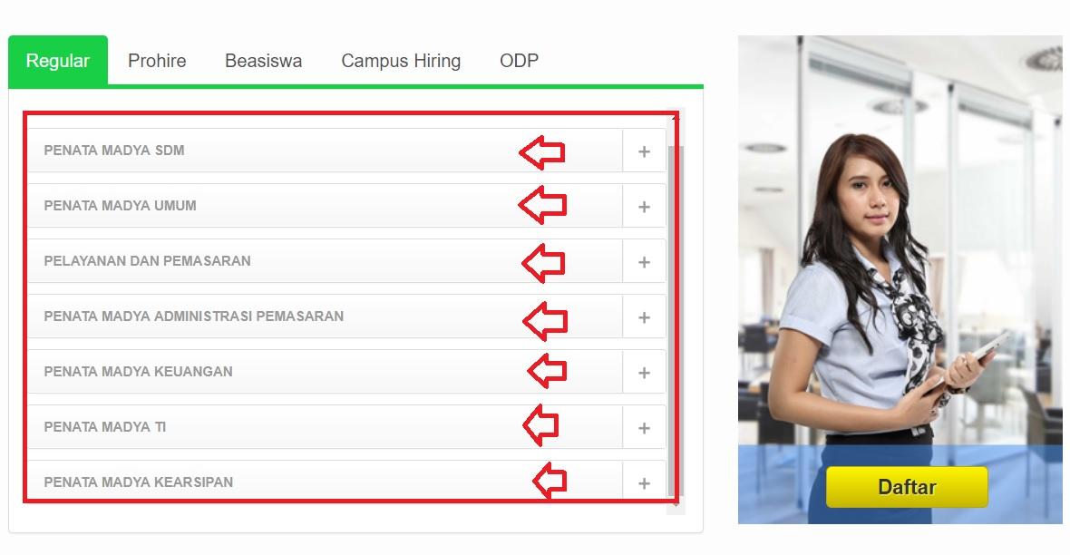 Pendaftaran Online Lowongan kerja BPJS Ketenagakerjaan Periode Februari - Maret 2018