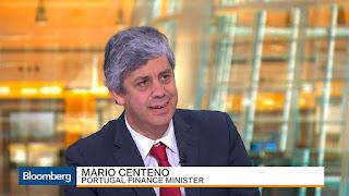 Le Portugais Mario Centeno élu nouveau président de l'Eurogroupe