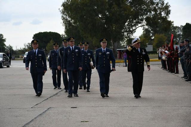Τελετή αναστολής λειτουργίας της 339 Μοίρας στην Αεροπορική Βάση της Ανδραβίδας