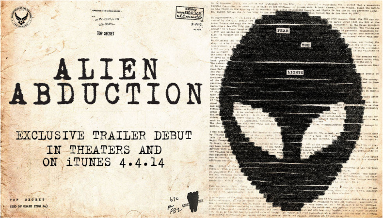 Horror Movie Alien Abduction (2014) 720p Full Version