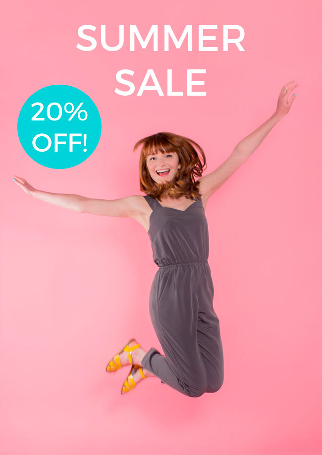 Tilly and the Buttons Summer Sale!