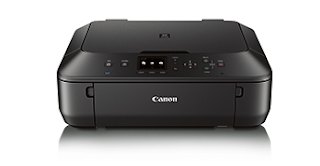 dpi resolution relies on sophisticated equally good equally  Canon PIXMA MG5550 Driver Download
