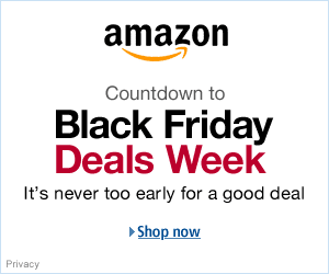 Shop Amazon - Countdown to Black Friday Deals