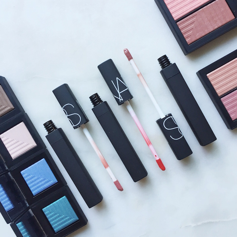 NARS 2016 Summer Colour Collection A quick review Vancouver beauty blogger