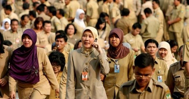 Update Terbaru Gaji PNS Golongan 3A Beserta Tunjangan yang ...