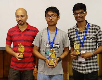 Sudoku Mahabharat 2017 winners