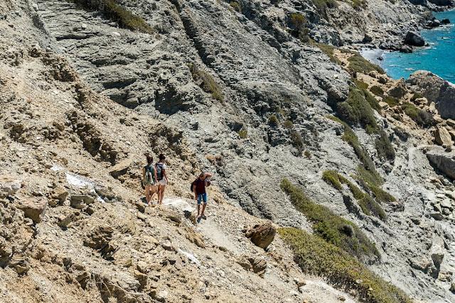 Crique de Mourakia-Amorgos-Cyclades