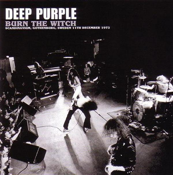 Rock Anthology Deep Purple Burn The Witch 1973 12 11 Flac